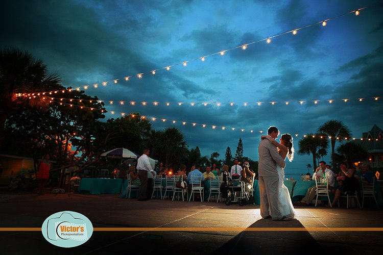 wedding event services tampa lights
