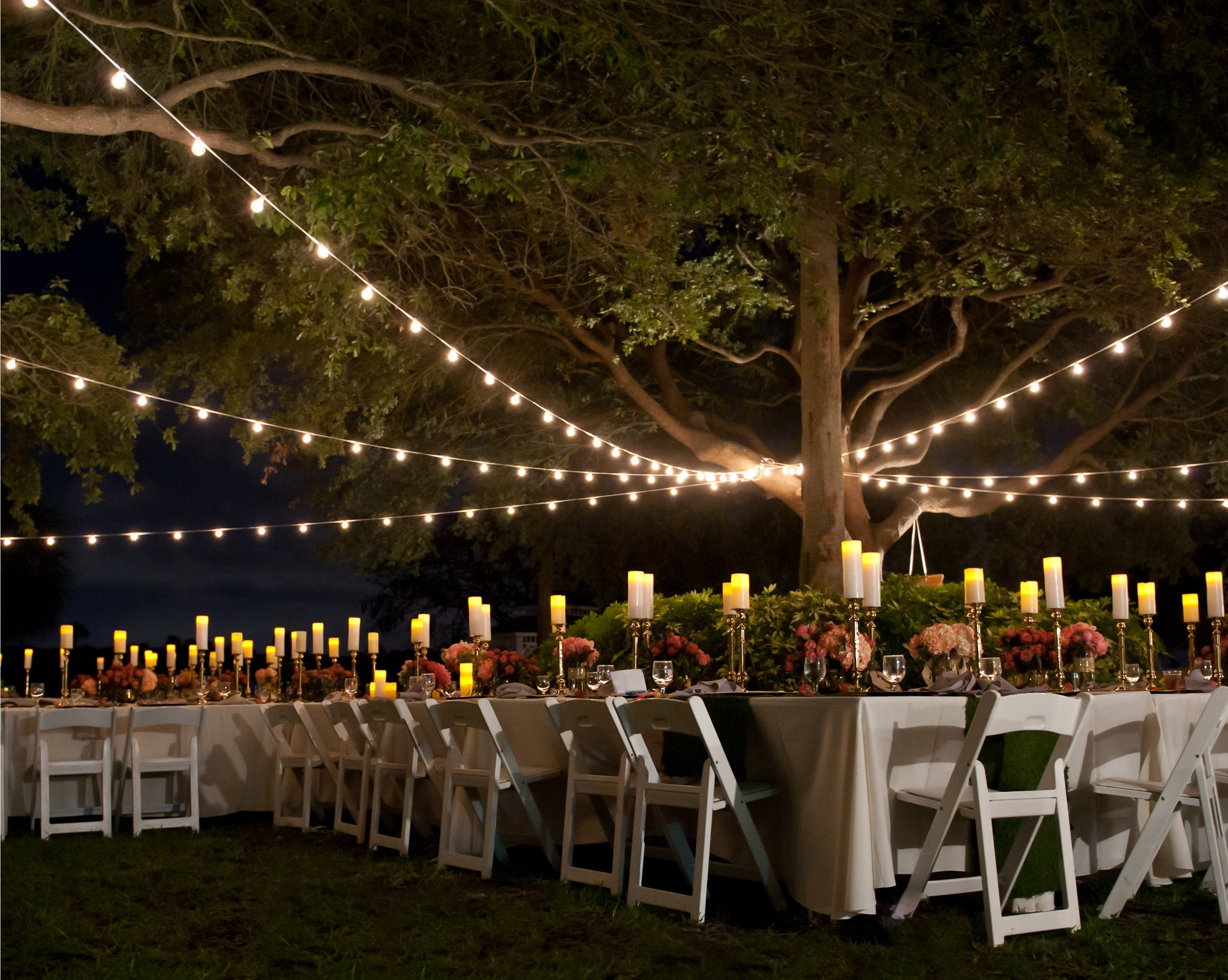 Wedding & Event Services – Tampa Lights